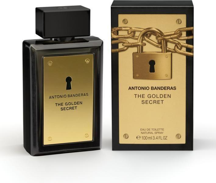 Antonio Banderas The Golden Secret EDT 100 ml - за мъже
