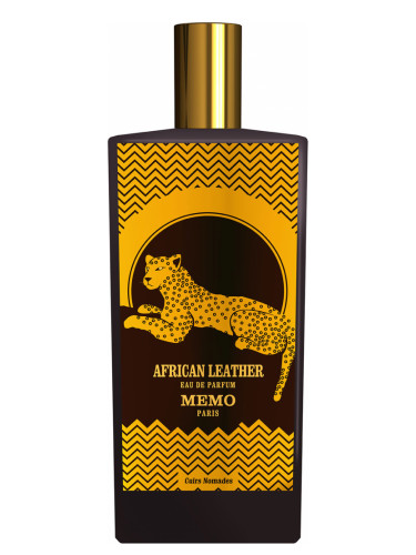 Memo African Leather Edp 100ml