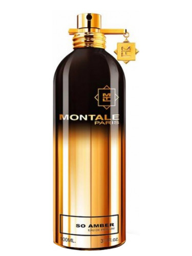 Montale So Amber EDP 100 ml - ТЕСТЕР Унисекс