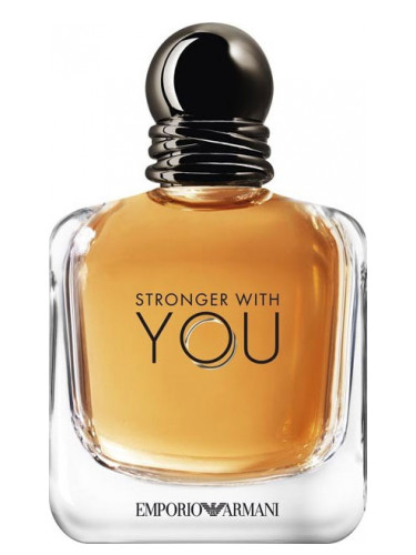 Armani Stronger With You EDT 100 мл - ТЕСТЕР за мъже