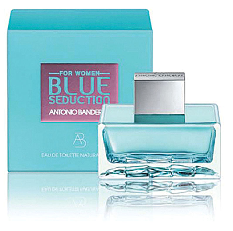 Antonio Banderas Blue Seduction EDT 100мл - за жени