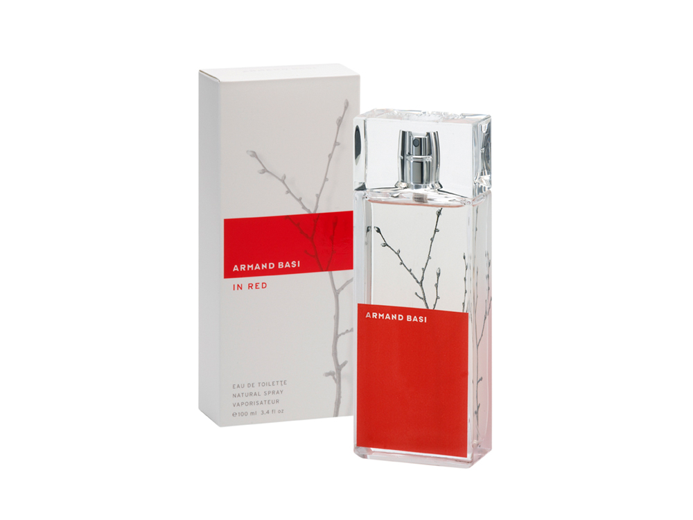 Armand Basi In Red EDT 100мл - за жени