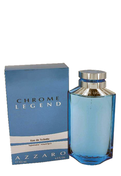 Azzaro Chrome Legend EDT 125мл - за мъже