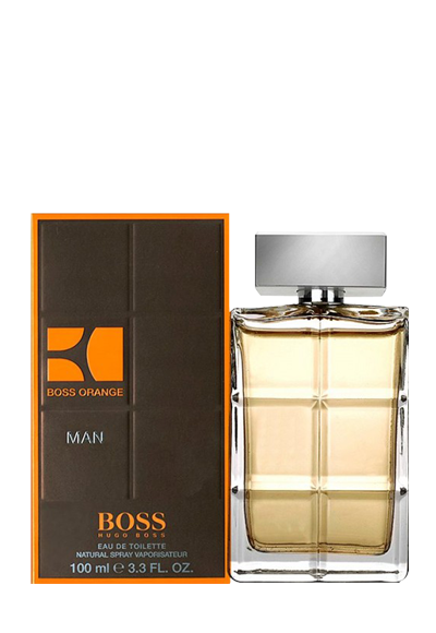 Hugo Boss Orange Man EDT 100мл - за мъже