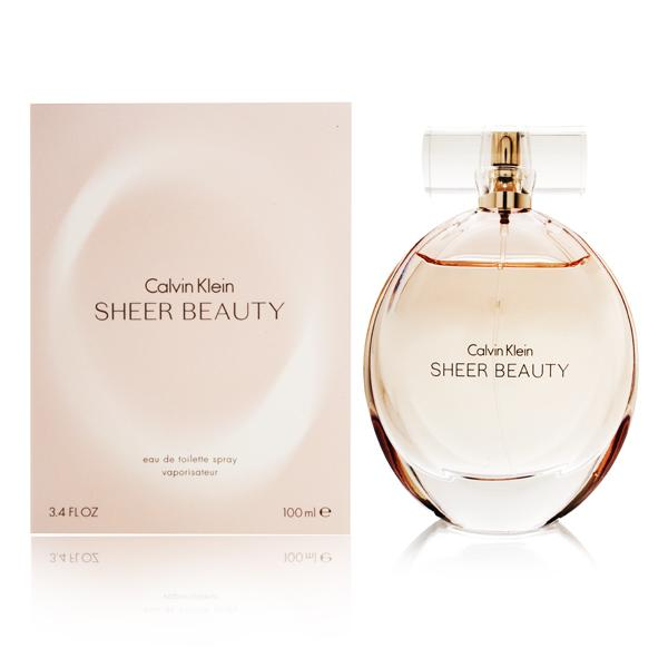 Calvin Klein Sheer Beauty EDT 100мл - за жени
