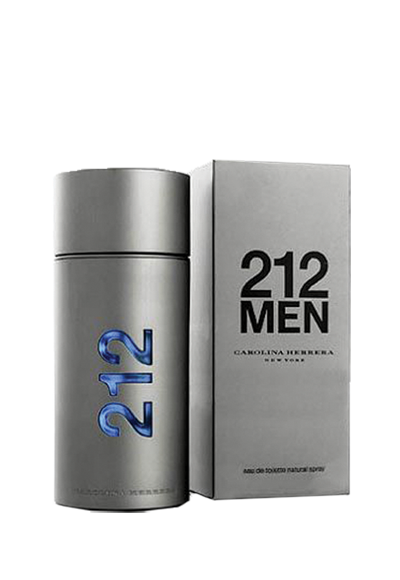 Carolina Herrera 212 EDT 100 ml - за мъже