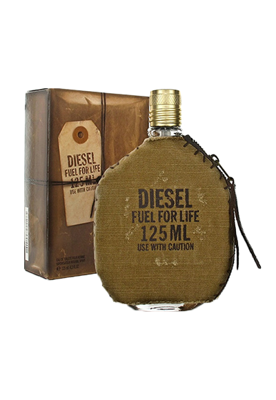 Diesel Fuel For Life EDT 125мл - за мъже