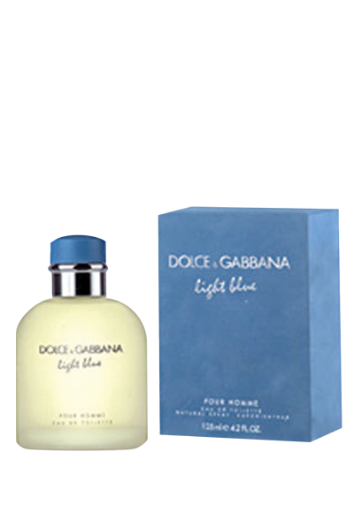Dolce & Gabbana Light Blue EDT 125мл - за мъже