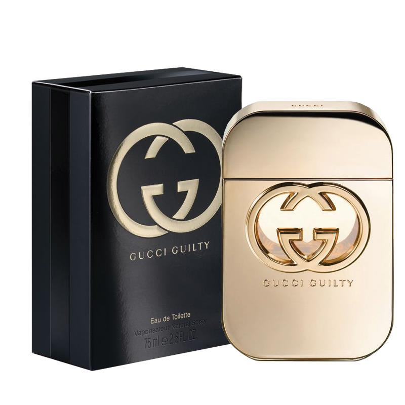 Gucci Guilty EDT 75мл - за жени