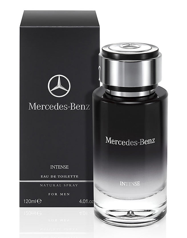 Mercedes Benz Intense EDT 120мл - за мъже