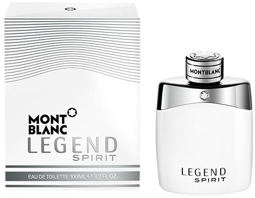 Mont Blanc Legend Spirit EDT 100 мл – за мъже