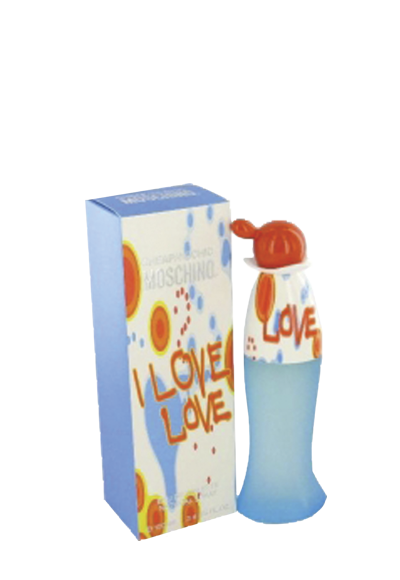 Moschino I Love Love EDT 100мл - за жени