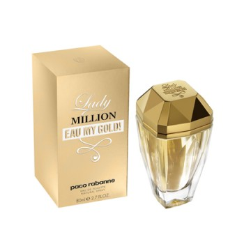 Paco Rabanne Lady Million Eau My Gold EDP 80 ml - за жени