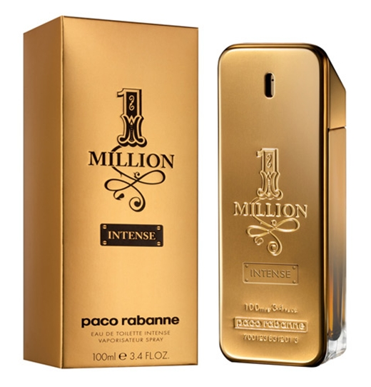 Paco Rabanne 1 Million Intense EDT 100мл - за мъже