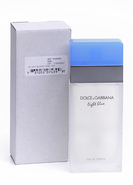 Dolce & Gabbana Light Blue EDT 100мл - ТЕСТЕР за жени