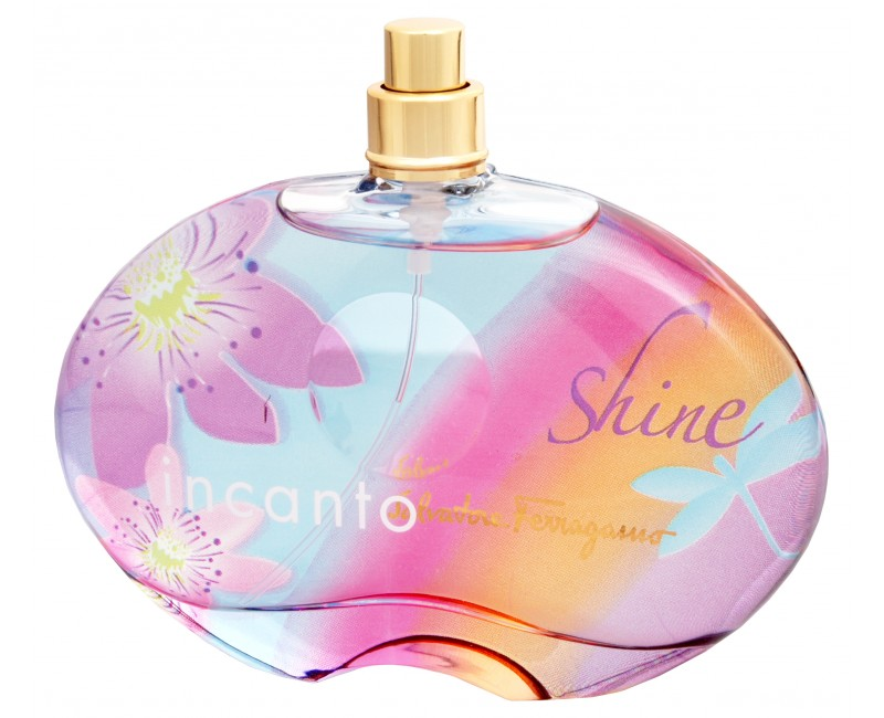 Salvatore Ferragamo Incanto Shine EDT 100 мл - ТЕСТЕР за жени