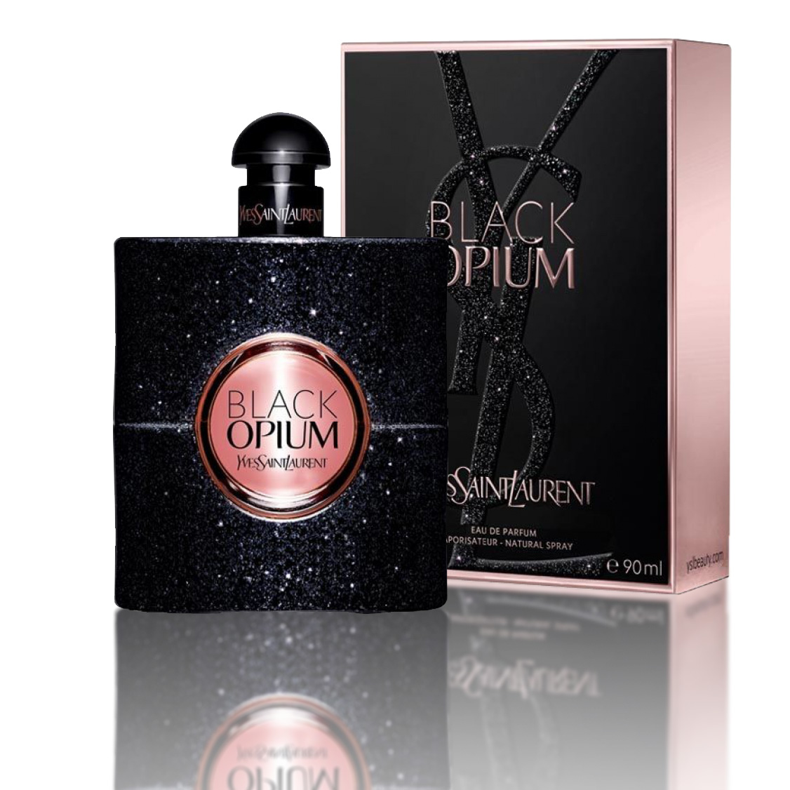 Yves Saint Laurent Black Opium EDP 90мл - за жени
