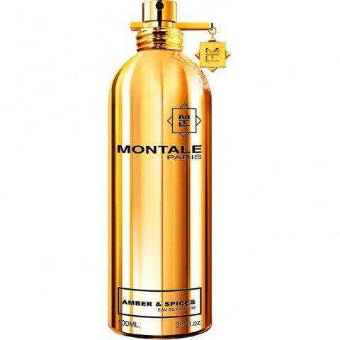 Montale Amber and Spices EDP 100 мл - ТЕСТЕР за жени