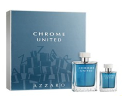 Azzaro Chrome United EDT 100мл+ 30 EDT