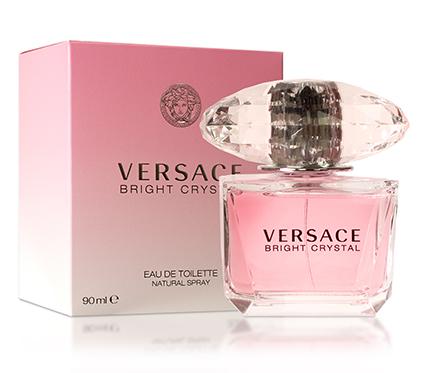 Versace Bright Crystal EDT 90мл - за жени