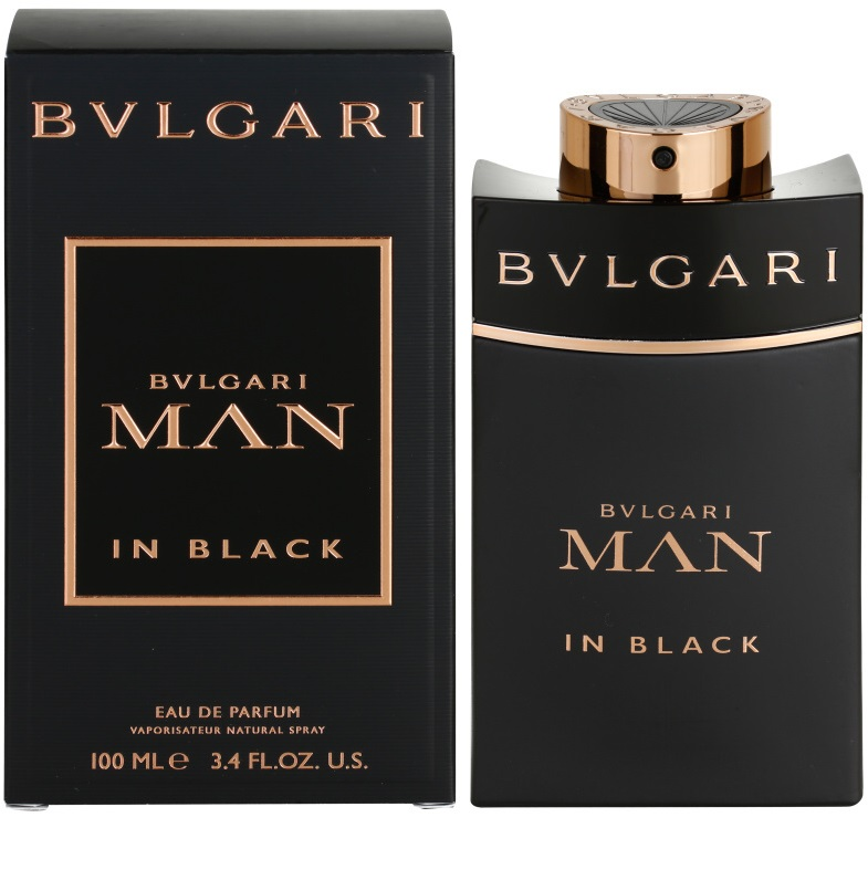 Bvlgari Man In Black EDT 100 мл – за мъже