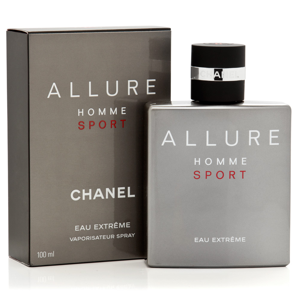 Chanel Allure Sport Extreme EDT 100 мл - за мъже