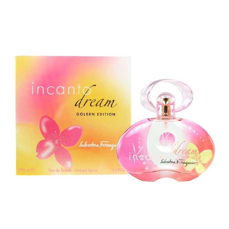Salvatore Ferragamo Incanto Dream EDT 100мл-за жени