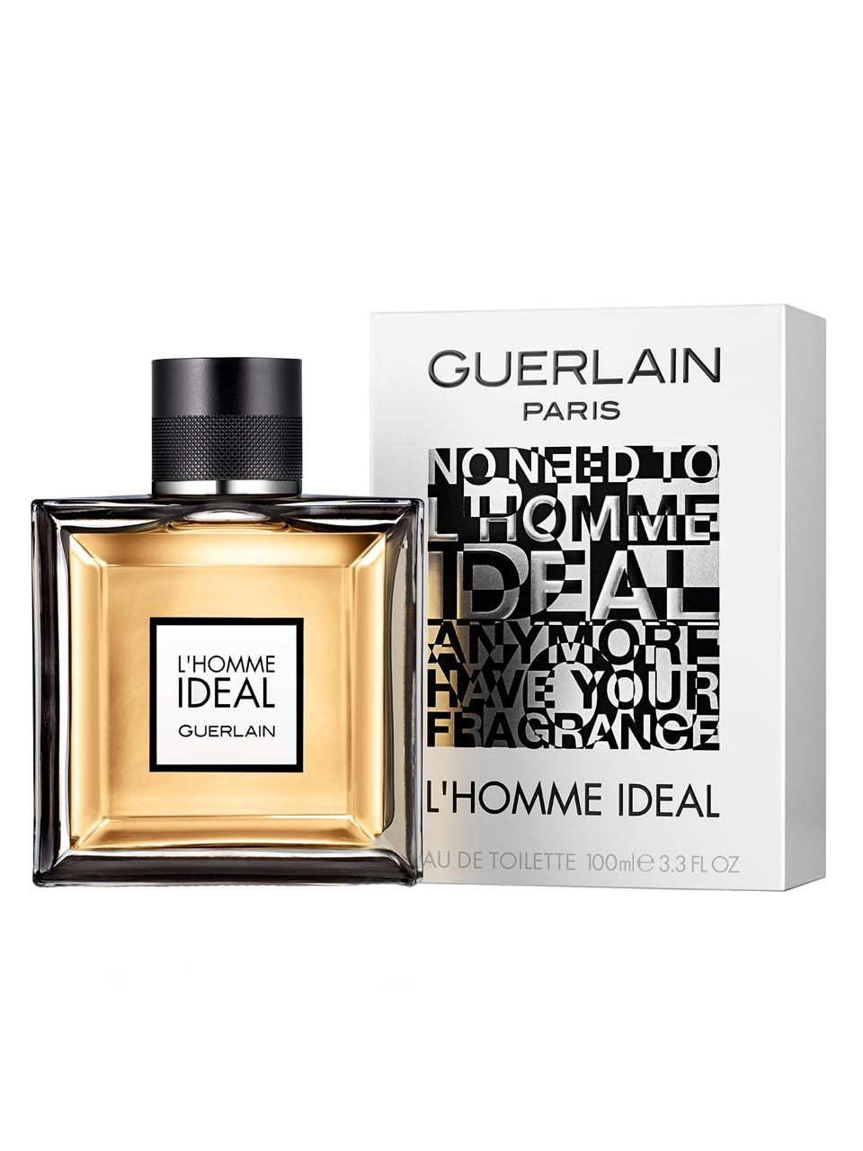Guerlain L`Homme Ideal EDT 100мл - за мъже
