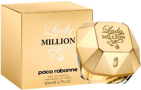 Paco Rabanne Lady Million EDP 80мл - за жени