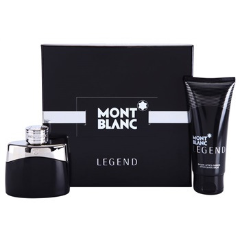 Mont Blanc Legend EDT 50 мл+100мл афтършейв