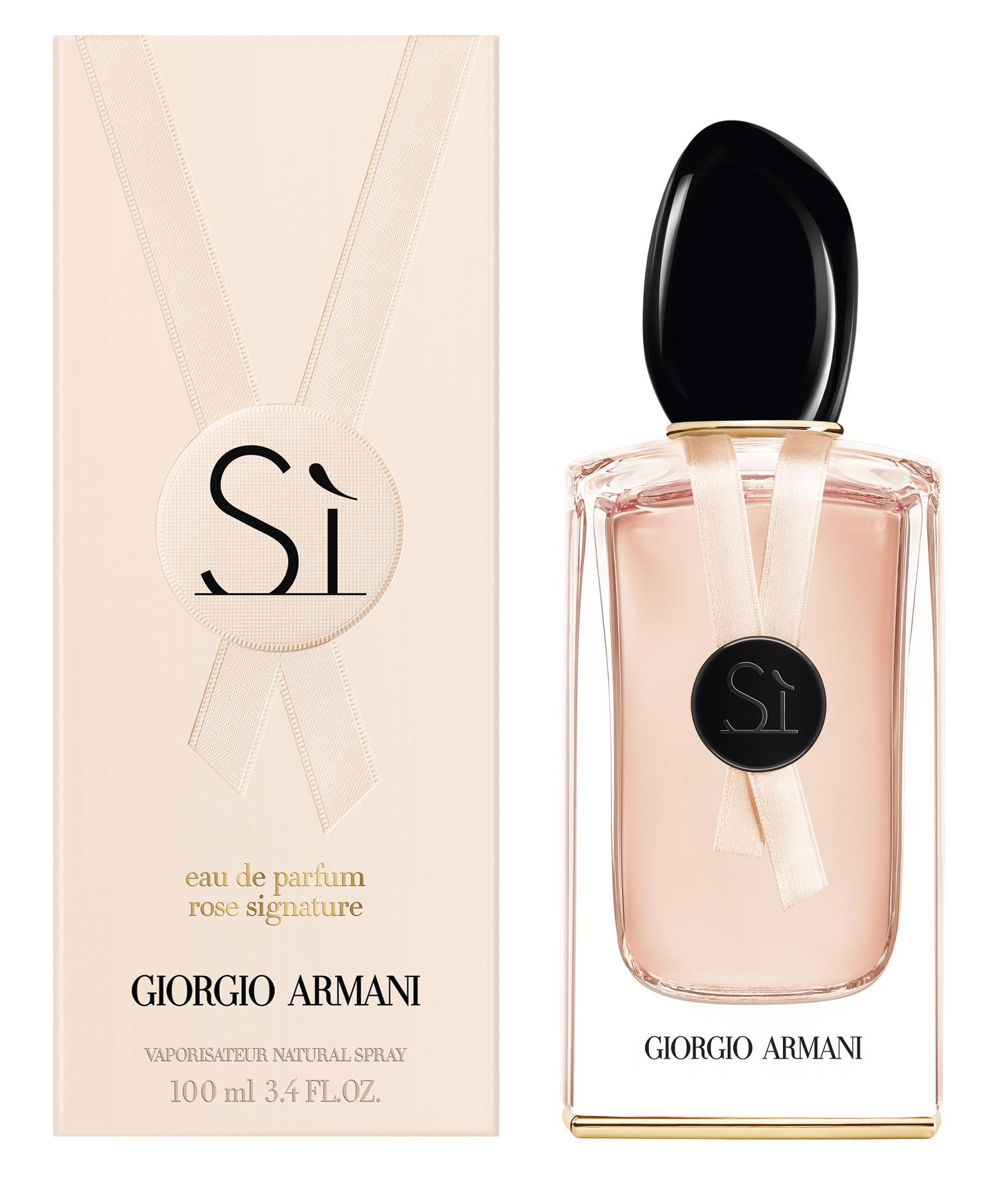 Armani Si Rose Signature EDP 100 ml - за жени