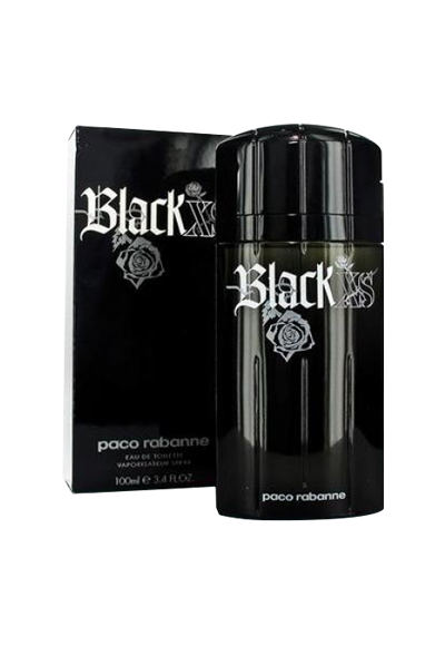 Paco rabanne black xs edt 100 for Paco rabanne black rose