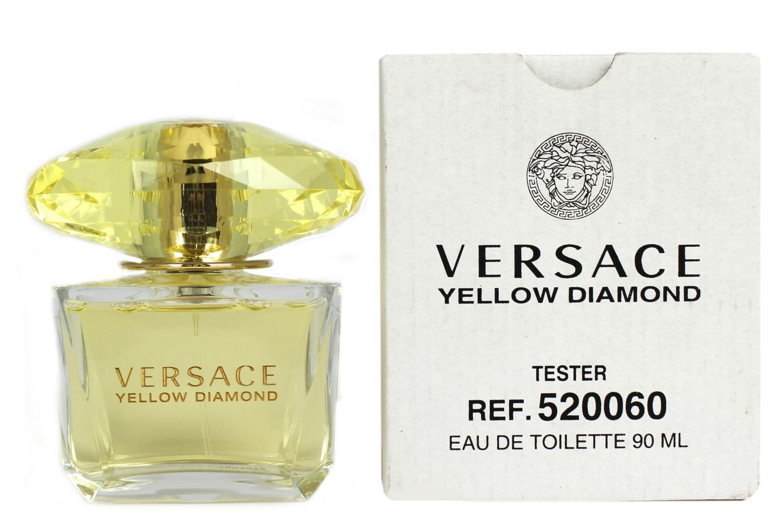 Versace Yellow Diamond 90мл EDT - ТЕСТЕР за жени