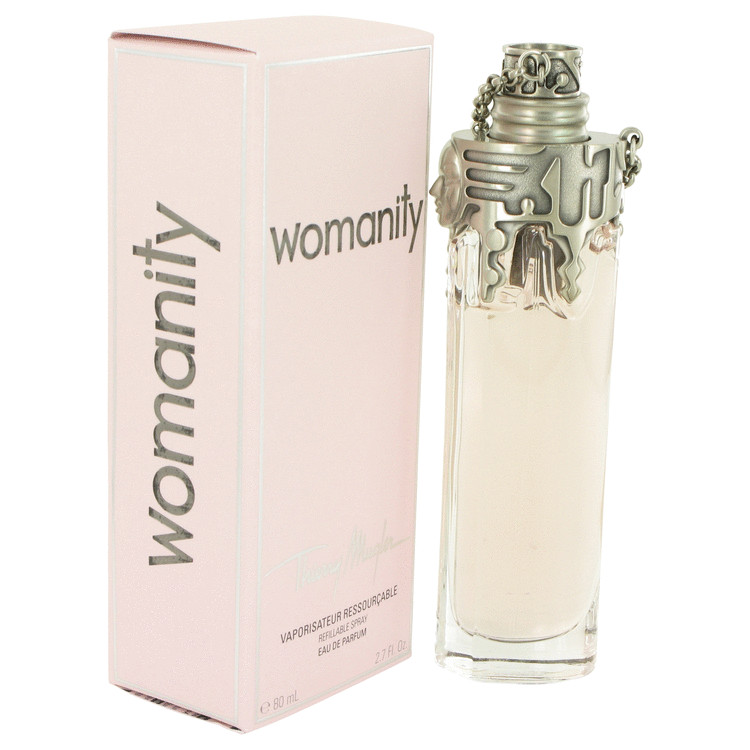 Thierry Mugler Womanity EDP 80мл - за жени